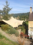 Stretch Tent Hire Wiltshire