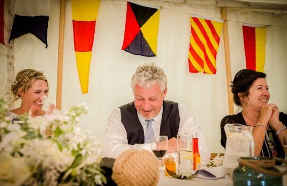 Nautical Festival Wedding