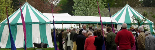 Medieval Tents Hire & Medieval Tents Hire - Over The Moon Tents