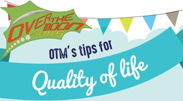 Tentspotting – Choose Life Quality
