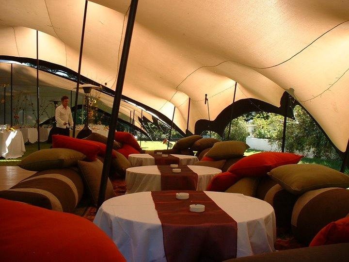 Stretch Tent Wedding
