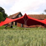 stretch tent for 50 people